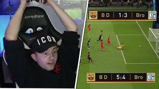 RAGE in der WEEKEND LEAGUE 😡 FIFA 19 GamerBrother STREAM HIGHIGHTS