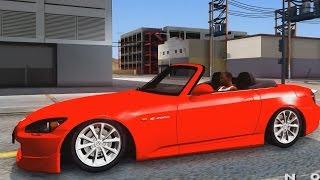 Honda S2000 AYKANWORKS - GTA San Andreas 1440p / 2,7K