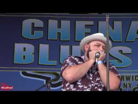 BRANDON SANTINI • Hip Shake • Chenango Blues Fest 8/18/18