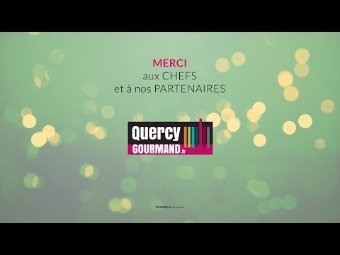 MERCI & bonne année 2017- quercygourmand.tv