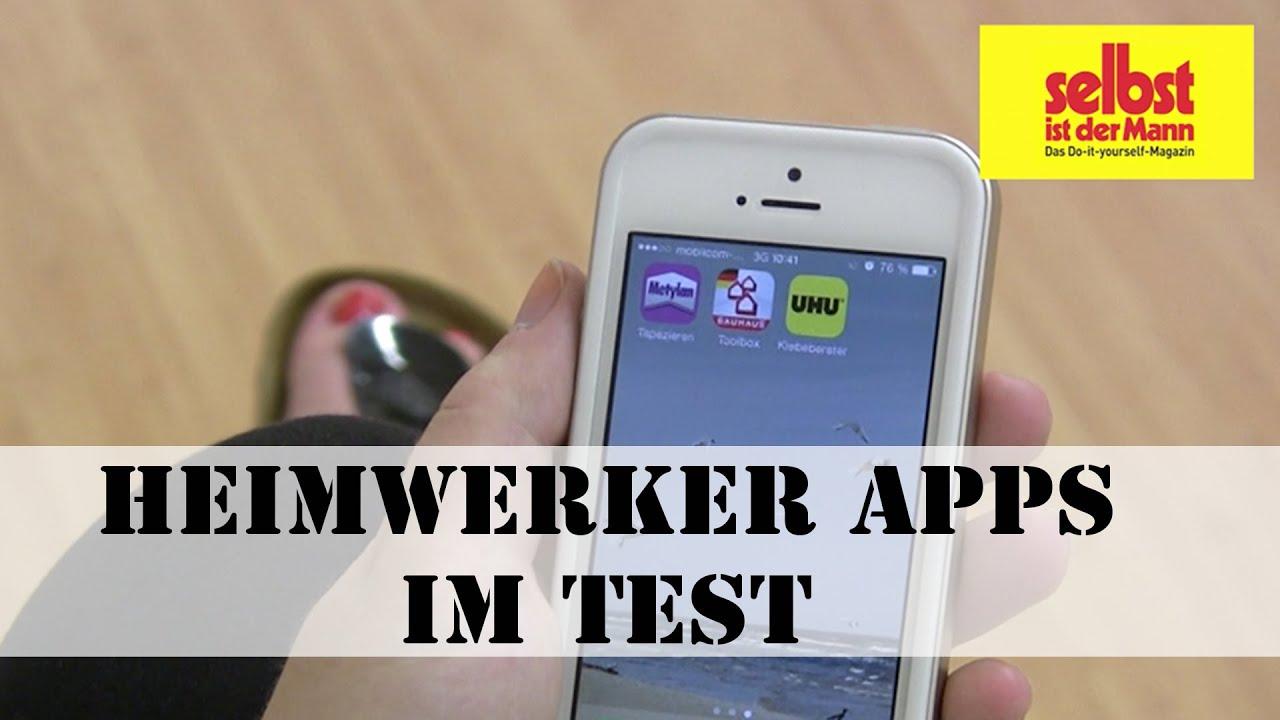 Heimwerker Praxis Test Laser Entfernungsmesser : Heimwerker apps im test youtube