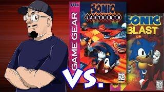 Johnny vs. Sonic Labyrinth & Sonic Blast