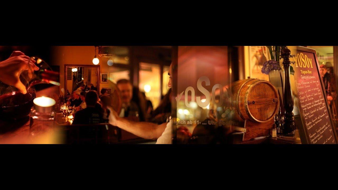 Spanisches Restaurant Duisburg : yosoy spanisches restaurant tapas bar in berlin mitte youtube ~ Somuchworld.com Haus und Dekorationen
