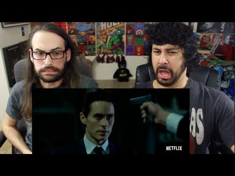 THE OUTSIDER   Official TRAILER   Netflix - REACTION & REVIEW!!!
