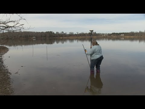 Setting the coordinates: A living shoreline for the Pamunkey