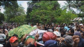 Gambar cover Pemakaman Santoso di Landangan, Poso Pesisir
