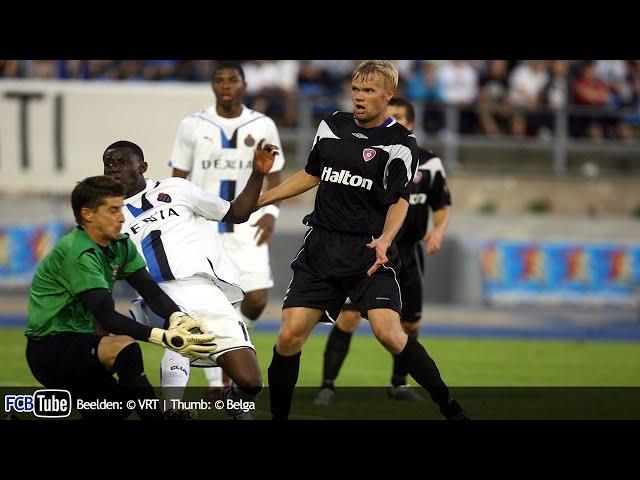 2009-2010 - Europa League - 02. 2de Voorronde - FC Lahti - Club Brugge 1-1
