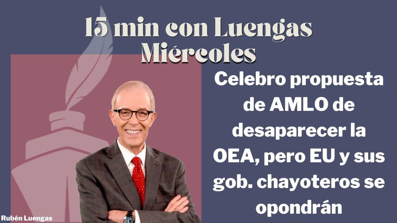 Reformar o desaparecer la OEA, en agenda de 16 presidentes | La Estacion  del Amor .net Radio Online & Feeling.mx Magazine del Corazón