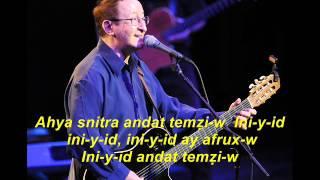 Idir - Snitra - Lyrics