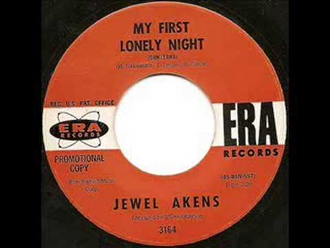 Jewel Akens - My First Lonely Night