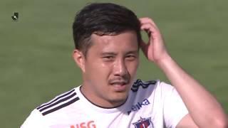 2018年4月15日(日)に行われた明治安田生命J2リーグ 第9節 栃木vs新...