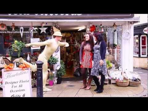 Interflora Celebrates Local Florist in Essex