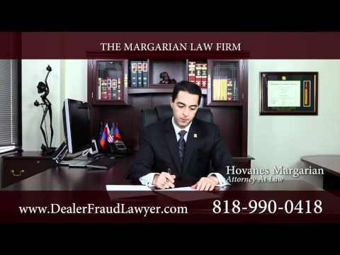 Los Angeles Dealer Fraud Law Firm - Introduction