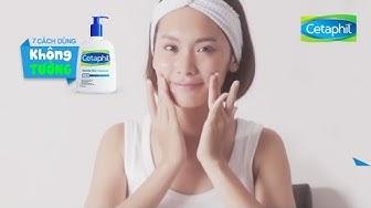 """7 cách dùng """"không tưởng"""" với Gentle Skin Cleanser"""