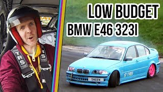 Drift My Ride Ep 24 - Low Budget BMW E46 323i Drifter