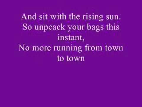 The Dirty Heads Lay Me Down Lyrics mp3