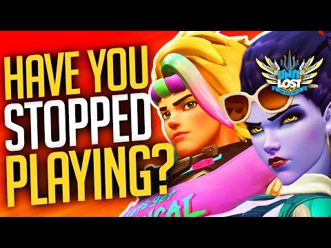 Is Overwatch Becoming a Spectator Sport? (Are you Still Playing?)