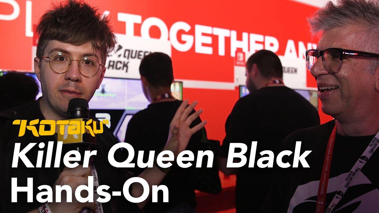 Killer Queen Black Hands-On with Tim Rogers