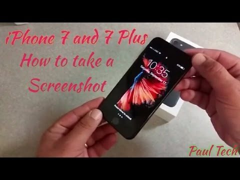 how to screenshot in iphone how to take a screenshot on your iphone 7 iphone 7 plus 3186