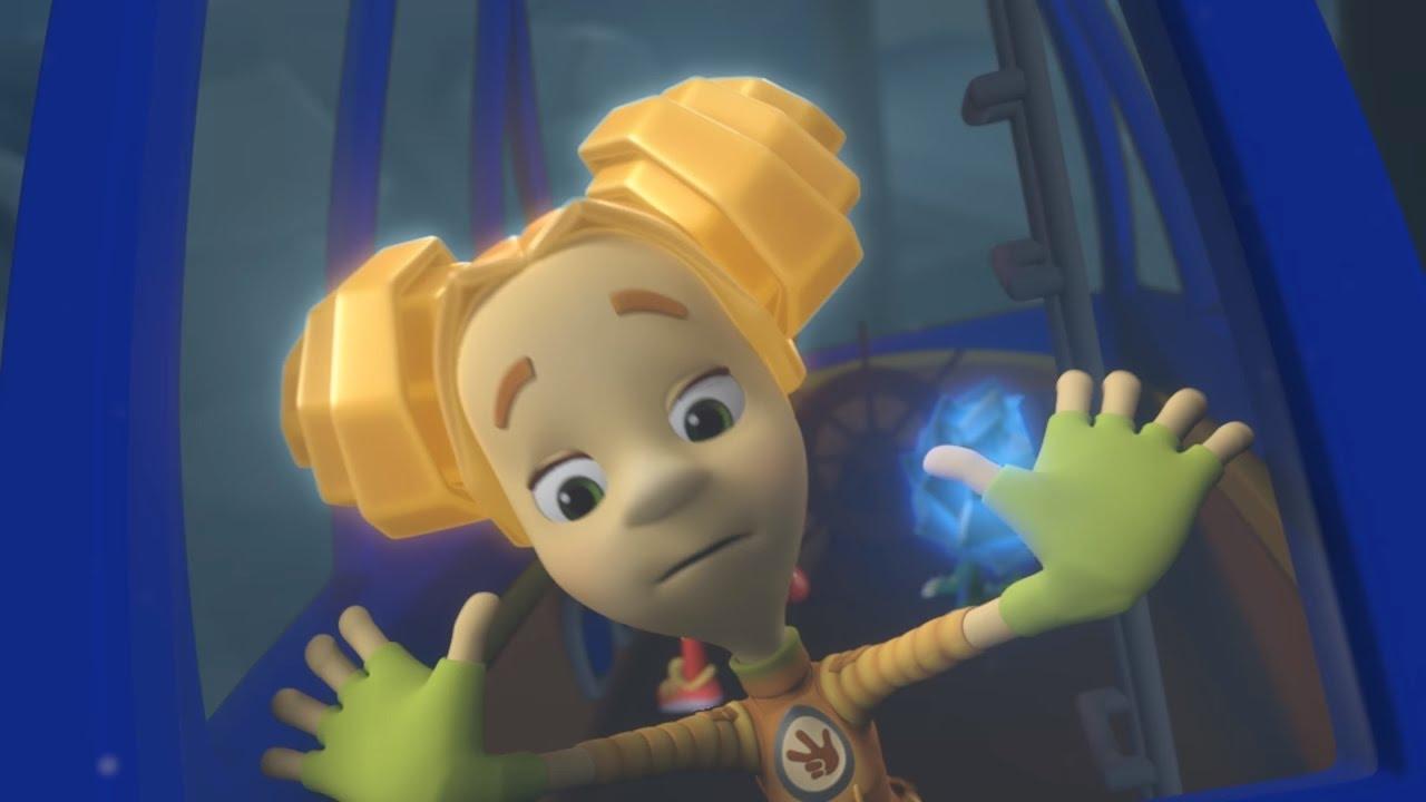 Фиксики - Трейлер новой серии Подводная лодка