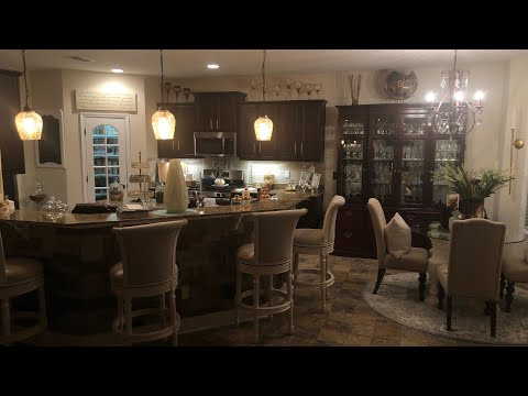 FALL KITCHEN TOUR 2018|NEW CHAIRS AND ISLAND!