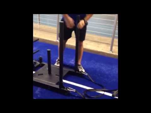 How To Use & Setup The Sled | Www.tfwsydney.com | Titan Fitness