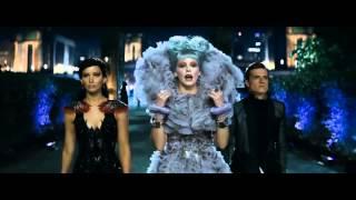 Голодные игры 2:  И вспыхнет пламя (2013) / Русский трейлер [HD]