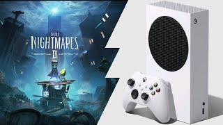Xbox Series S | Little Nightmares II (Demo) | Graphics Test/Loading times