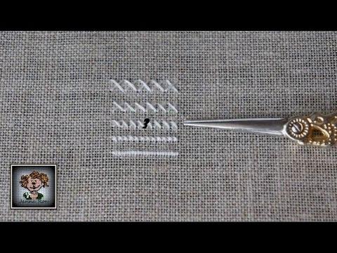 уроки вышивки крестом для начинающих видео смотреть