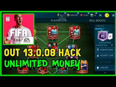 fifa mobile unlimited coins apk download