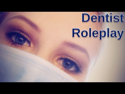 ASMR Dentist Role Play