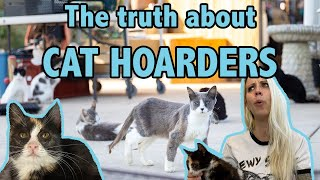 The Truth About Cat Hoarders