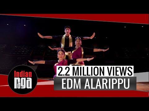 EDM Alarippu: Bharatanatyam | Best of Indian Classical Dance