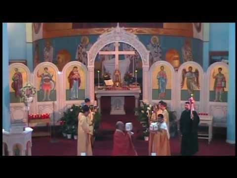 Divine Liturgy - 05/19/2013 (Holy Myrrhbearers Sunday)