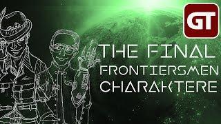 Thumbnail für The Final Frontiersmen - SciFi Pen & Paper - Bonus: Charakter-Vorstellung