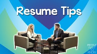 CV Tips: Do's and don'ts to land that job interview