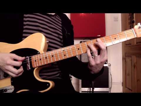 Solo Blues Mixing Rhythm & Lead | Guitar Lesson