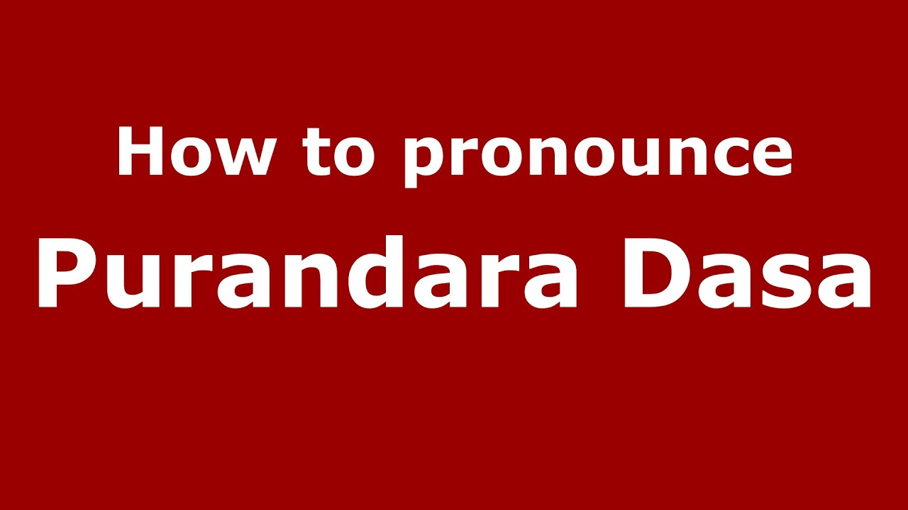 Purandaradasa bhajans pdf