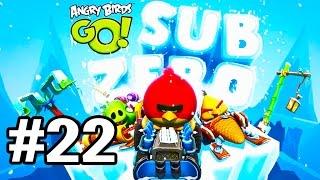 Angry Birds Go! Геймплей Прохождение Часть 22  Gameplay Walkthrough Part 22(, 2015-01-24T11:55:43.000Z)