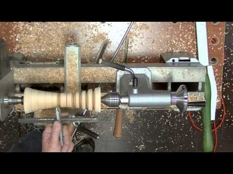 Woodturning: Massage Roller