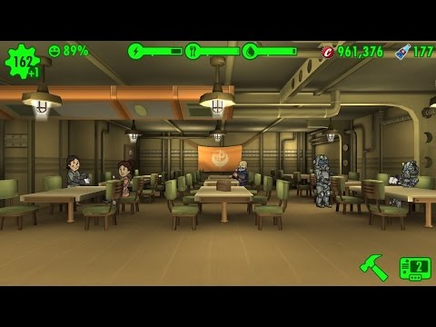 Fallout Shelter 1.8 Update: Faction Room Themes And Theme Workshop