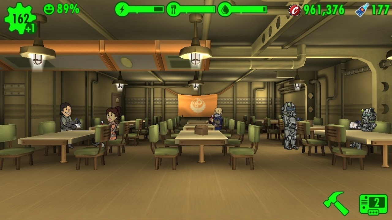 Room Theme fallout shelter 1.8 update: faction room themes and theme workshop