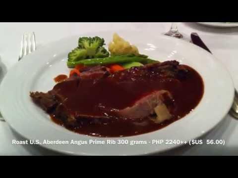 Prince Albert Rotisserie Intercontinental Hotel Makati Manila by HourPhilippines.com