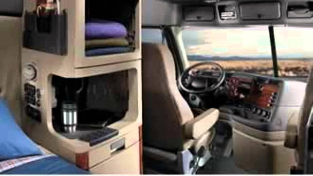 Inside Freightliner Cascadia Evolution 2014 Wiring Diagrams Digital Circuit Breaker Identifier 90120vac Lts Tv Aerodynamics At Lubbock Truck Sales Rh Youtube Com