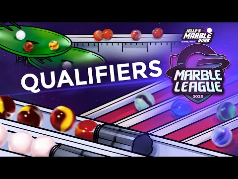 Marble League 2020 Qualifiers (ML2020) - Marble Race by Jelle's Marble Runs