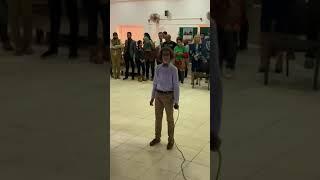 Песня «Хохлома» исполняет Ясин Тамер