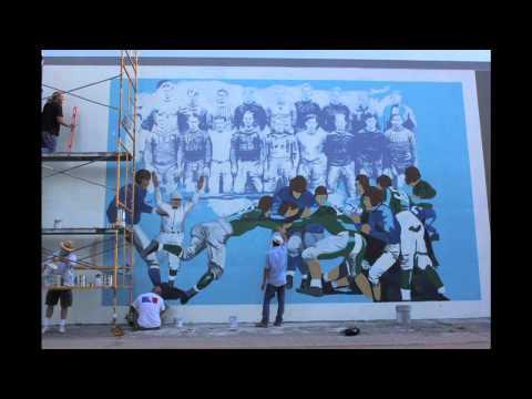 Beyond These Walls: Building Community Through Public Art (2013)