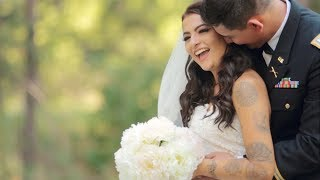 """You're Worth It All"" - Groom Cries When He Sees His Bride - Colorado Wedding Film"