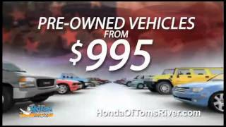 Honda Of Toms River Dealer Sales U0026 Celebrations | Memorial Day Weekend 2012