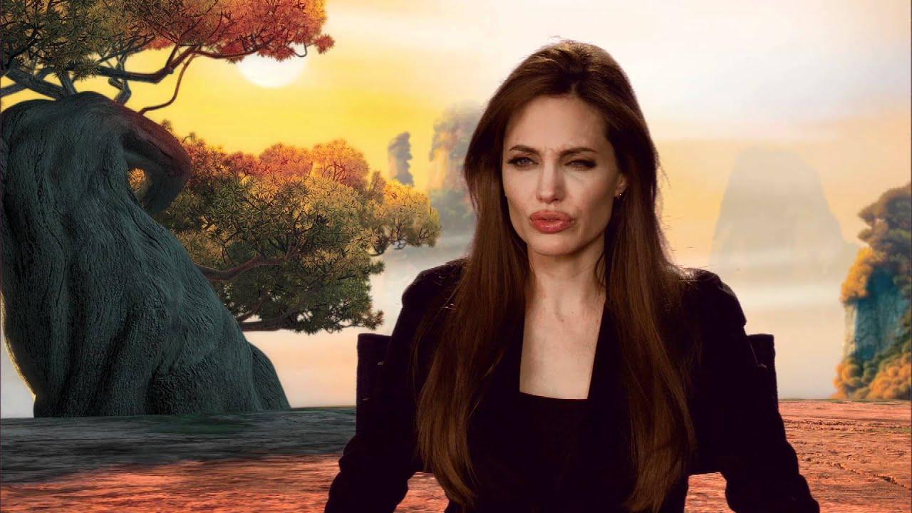 Kung Fu Panda 2 Angelina Jolie Im Original Tigress über Den Film